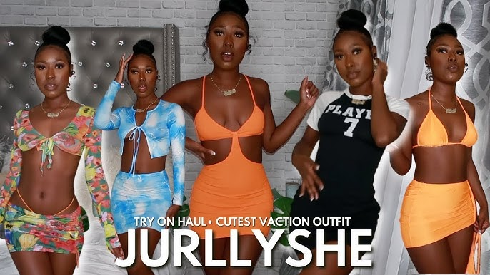 Jurllyshe: Trend MATCHING SETS and Holiday Dress 2021