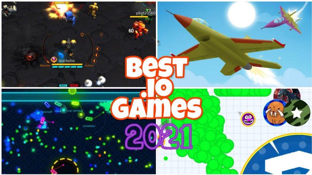 7 Best & Popular .io Games of 2021