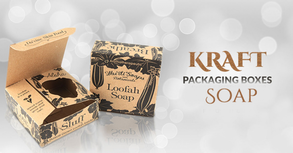 How to Design Custom Packaging for Soap Boxes with Kraft Stock