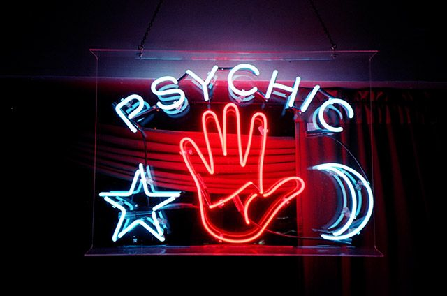 Types of the Psychic Readings